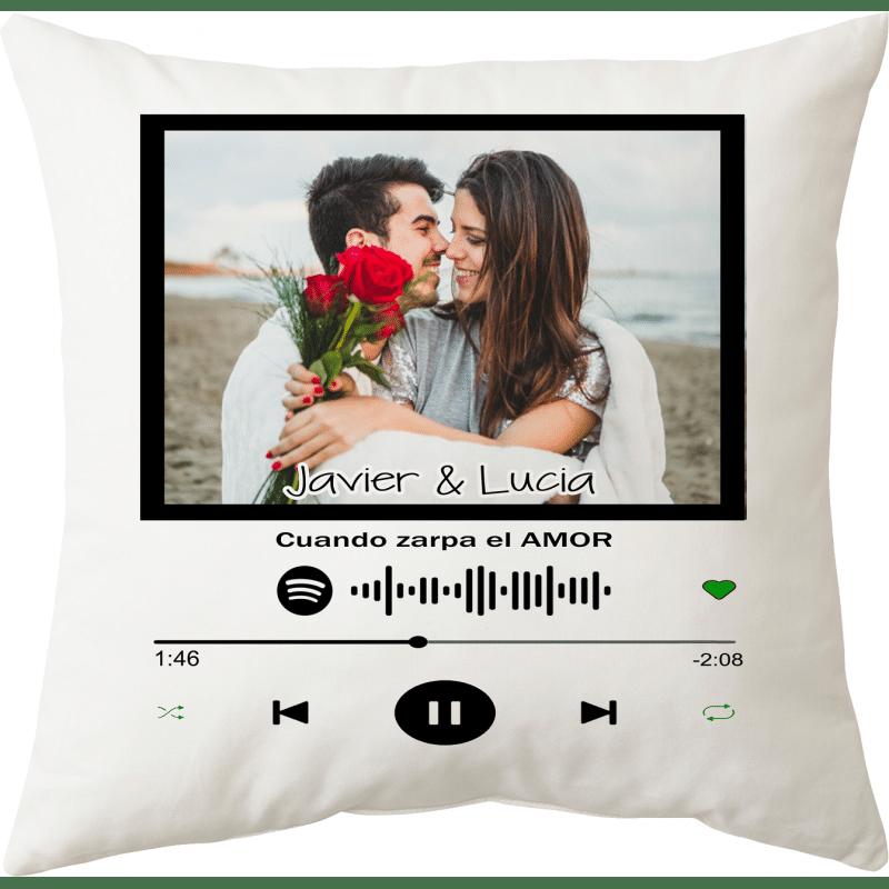Cojín Spotify (Con Música)